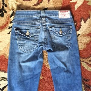 True Religion Tony Jeans 24x 33 *
